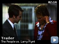 The People vs. Larry Flynt Movie Review Summary