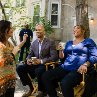 Still of Queen Latifah, Common and Sanaa Hamri in Just Wright