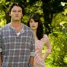 Still of Luke Evans and Gemma Arterton in Tamara Drewe