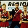 Still of Kirsten Dunst, Eliza Dushku, Huntley Ritter and Nathan West in Bring It On