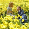 Still of Ewan McGregor and Alison Lohman in Big Fish