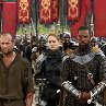 Still of Leelee Sobieski, Jason Statham and Brian White in In the Name of the King: A Dungeon Siege Tale
