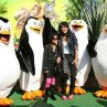 Jada Pinkett Smith and Willow Smith at event of Madagascar: Escape 2 Africa
