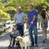 Still of Owen Wilson, Eric Dane and Dylan Henry in Marley & Me