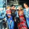 Still of Tom Cruise, Meg Ryan and Anthony Edwards in Top Gun