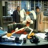 Still of Bob Hoskins in Who Framed Roger Rabbit