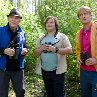 Still of Steve Martin, Owen Wilson and Jack Black in The Big Year