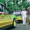 Still of Richard Attenborough and Laura Dern in Jurassic Park
