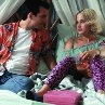 Still of Patricia Arquette and Christian Slater in True Romance