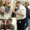 Still of Kevin James and Bernie McInerney in Paul Blart: Mall Cop