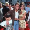 Jean-Claude Van Damme and Darcy LaPier at event of The Quest