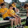 Still of Grayson Russell, Zachary Gordon and Robert Capron in Diary of a Wimpy Kid