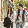 Still of Tom Sturridge and Rachel Bilson in Waiting for Forever
