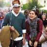 Still of Kareena Kapoor and Imran Khan in Ek Main Aur Ekk Tu