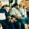 Still of Jim Carrey, Anthony Anderson, Mongo Brownlee and Jerod Mixon in Me, Myself & Irene