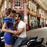 Still of John Abraham and Deepika Padukone in Desi Boyz
