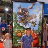 Shane Baumel and Mikaila Baumel at event of Over the Hedge