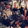 Snoop Dogg and Jessy Terrero in Soul Plane