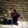 Still of Rachel Weisz and Hugh Jackman in The Fountain