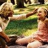 Still of Glenn Close and Dakota Fanning in Nine Lives