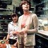 Still of Linda Blair and Ellen Burstyn in The Exorcist