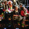 Still of Sean Astin, Corey Feldman, Martha Plimpton, Josh Brolin, Jeff Cohen and Jonathan Ke Quan in The Goonies