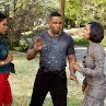 Still of Tasha Smith, Michael Jai White and Kaira Akita in Why Did I Get Married?