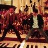 Still of Tom Hanks and Robert Loggia in Big