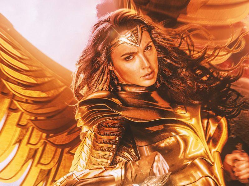 Gal Gadot As Wonder Woman 1984