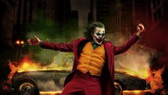 Joker Happy Dancing Wallpapper
