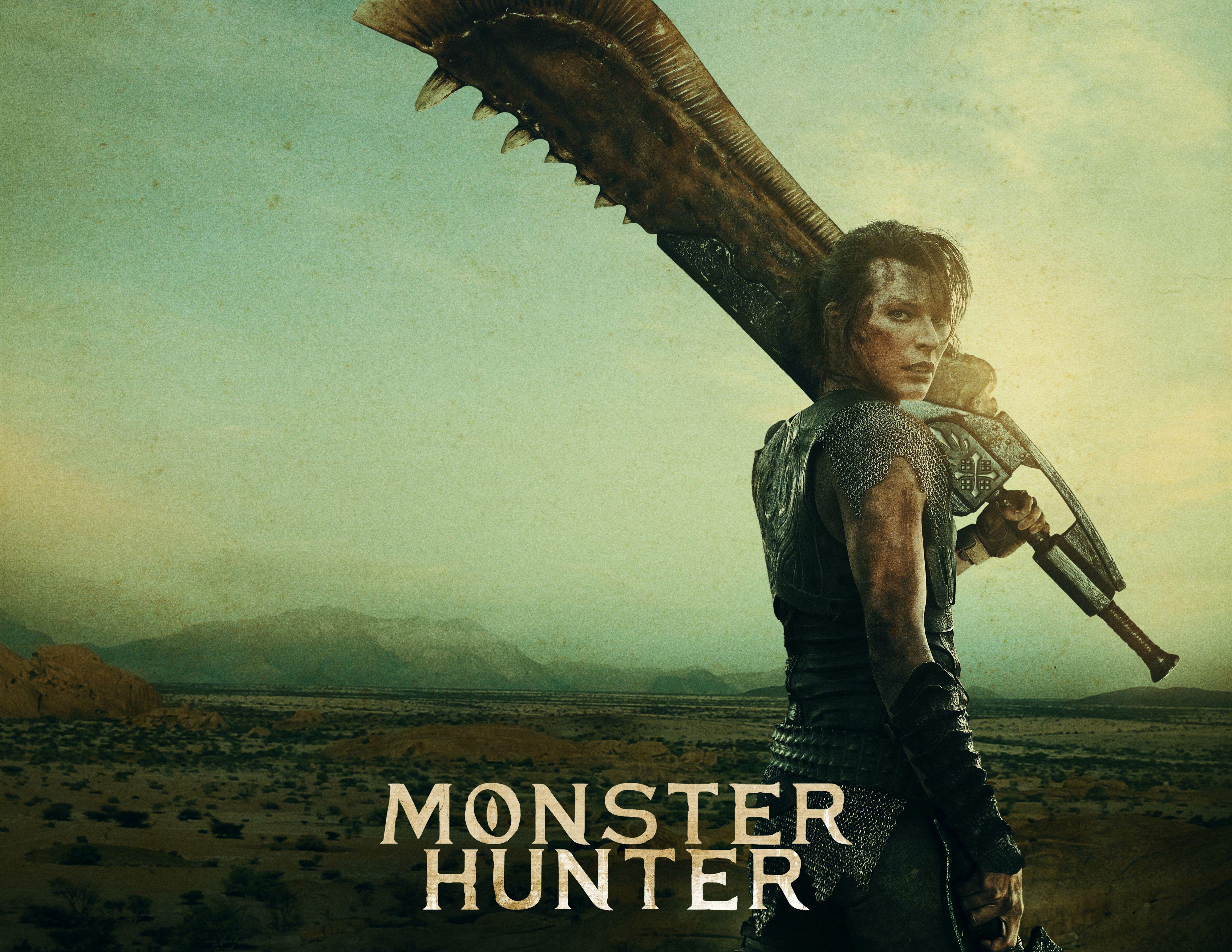 Milla Jovovich – Monster Hunter