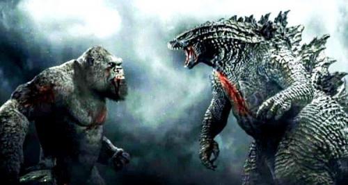 Godzilla vs. Kongcw