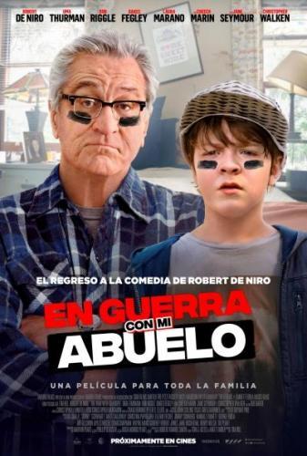 The War with Grandpa(2020)